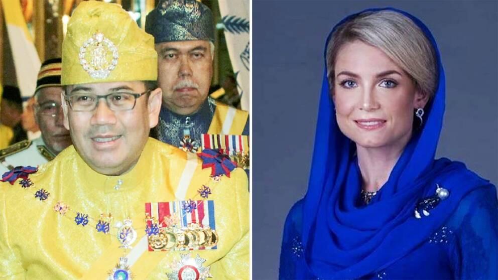 Den malaysiske kronprinsen Tengku Muhammad Faiz Petra kommer att gifta sig med östgötskan Louise Johansson den 19 april 2019.