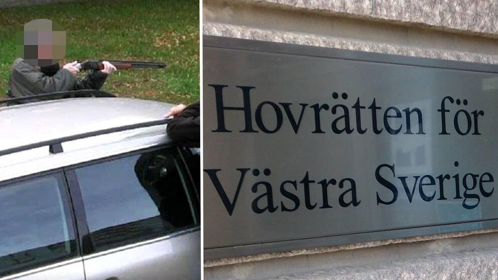 Rättegången om Hyltemordet inleddes i hovrätten för västra Sverige dem åttonde april 2019.