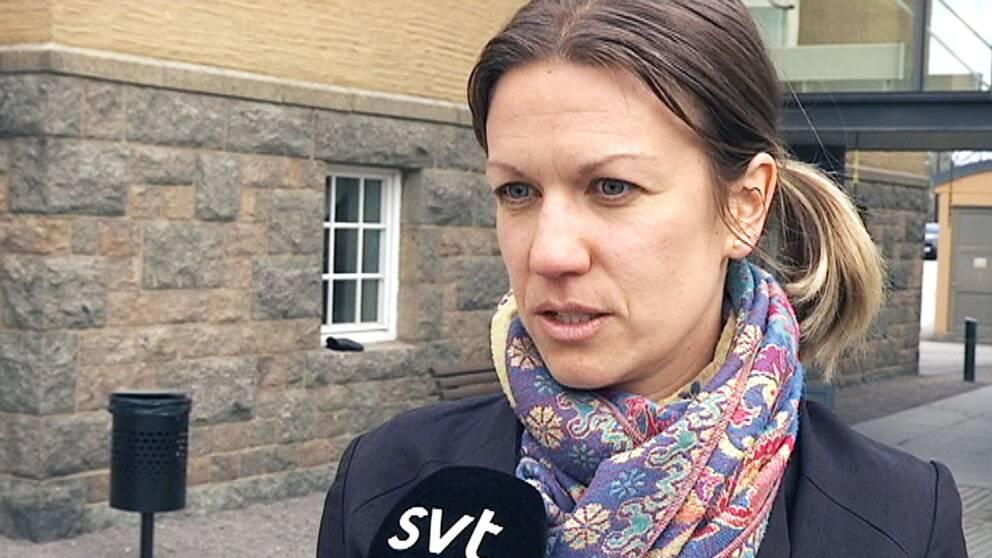 Åklagare Emma Högström