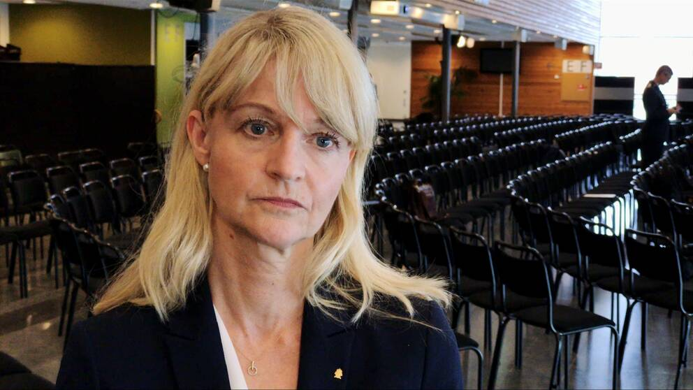 Charlotte von Essen, biträdande chef för Säkerhetspolisen