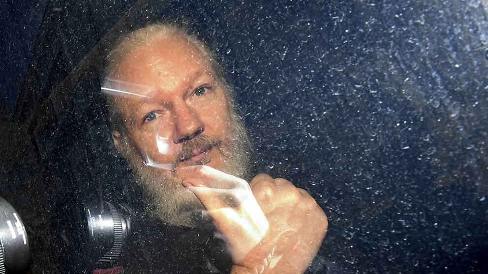 """Assanges advokat om gripandet: """"Extremt allvarligt läge"""""""