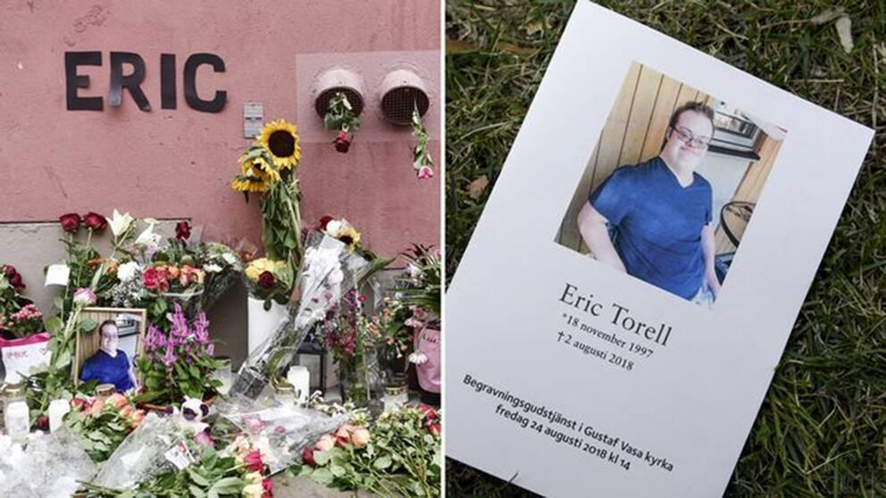 Tre poliser åtalas efter dödsskjutningen av Eric Torell