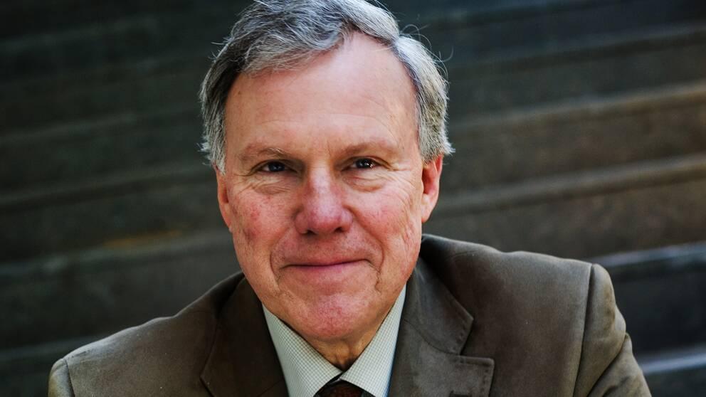 Ove Bring, folkrättsexpert och professor emeritus i internationell rätt.