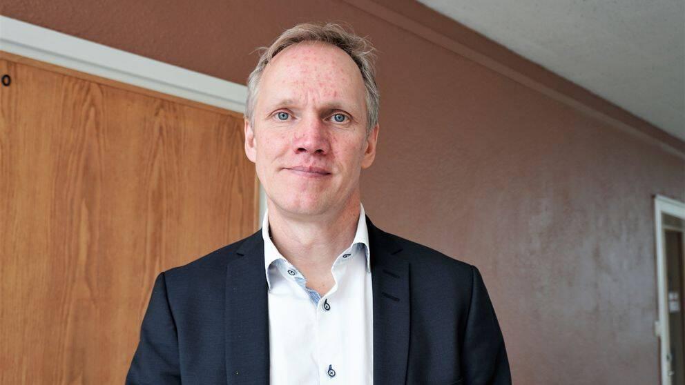 Lars Olsson från Näringsdepartementet kom till Länsstyrelsen för att berätta om det senaste i förhandlingarna om EUs nya jordbrukspolitik.