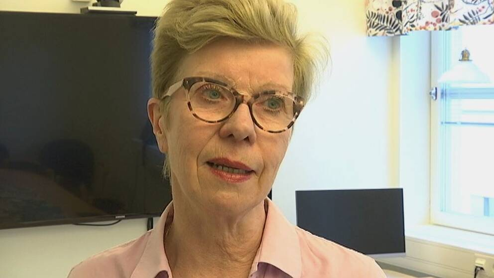 Marju Dahmoun, länsverksamhetschef för kvinnokliniken.