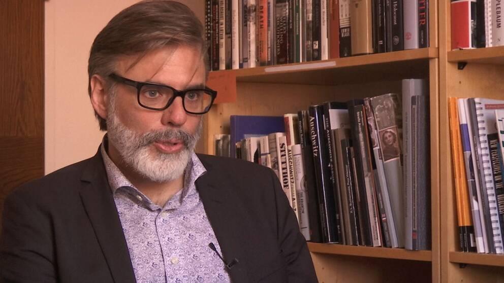Christer Mattsson är lektor i pedagogik och demokratiforskare.