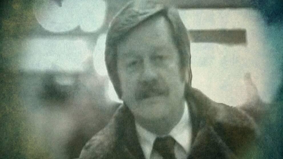 Owe Skoogström fick epitetet Medelpads Raskenstam.
