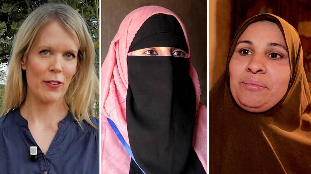 SVT har fått följa med den första dörrknackningskampanjen på Egyptens konservativa landsbygd som uppmanar familjer att använda preventivmedel.