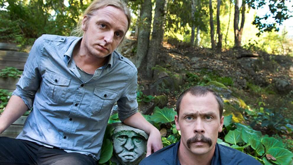 Martin Schibbye och Johan Persson satt fängslade i Etiopien anklagade för terrorism i 438 dagar.