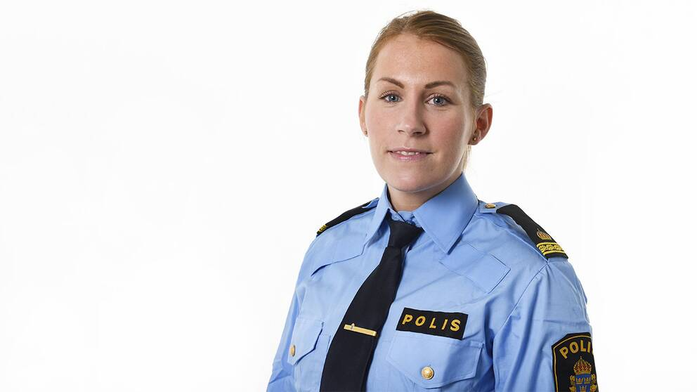 Åsa Willsund, presstalesperson polisregion Öst