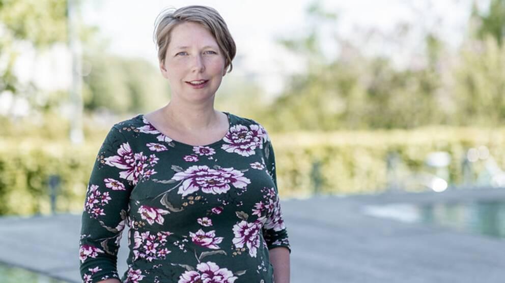 Emmali Jansson (MP) andre vice ordförande i stadsdelsnämnden Västra Hisingen
