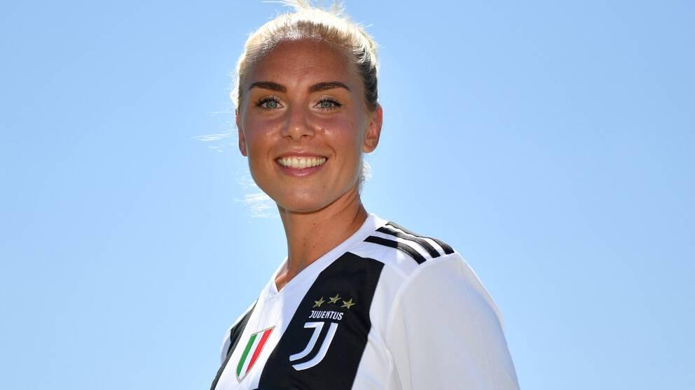 Petronella Ekroth, Juventus. Arkivbild.