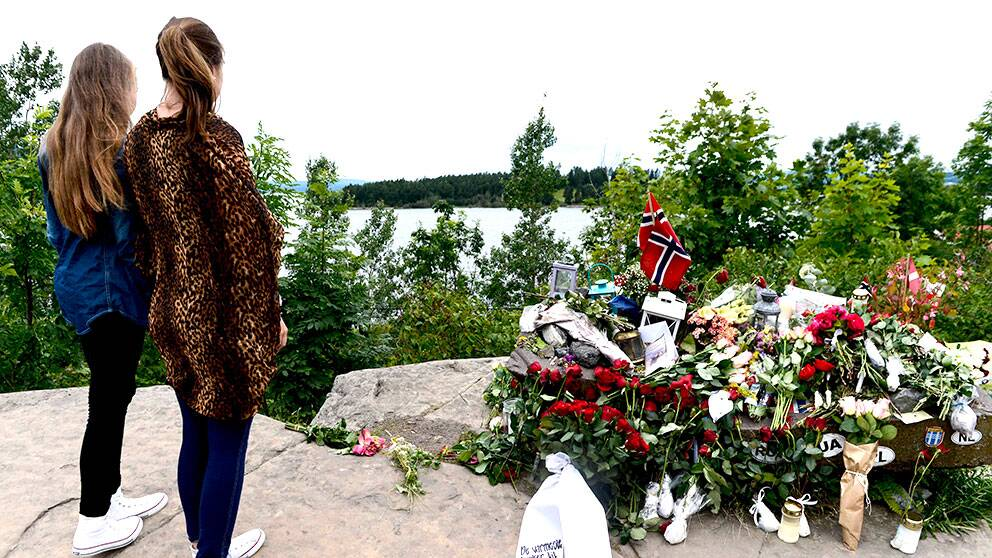 Tisdagen den 22 juli är det tre år sedan massakern på Utöya, och i Norge hedrar man offren med minnesstunder.