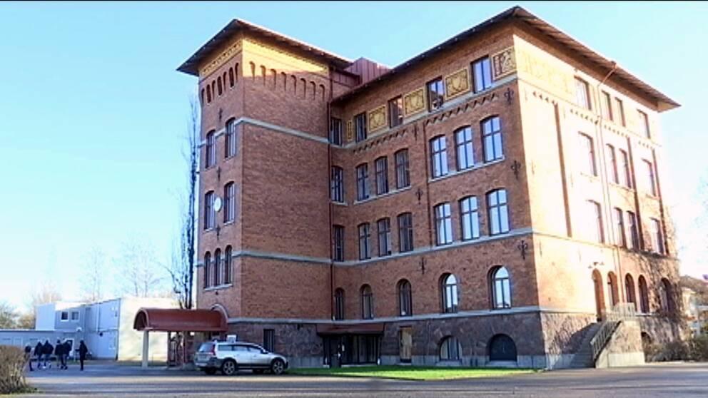 Borgarskolan i Gävle