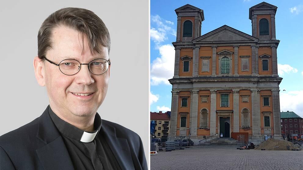 Johan Tyrberg, biskop i Lunds stift.