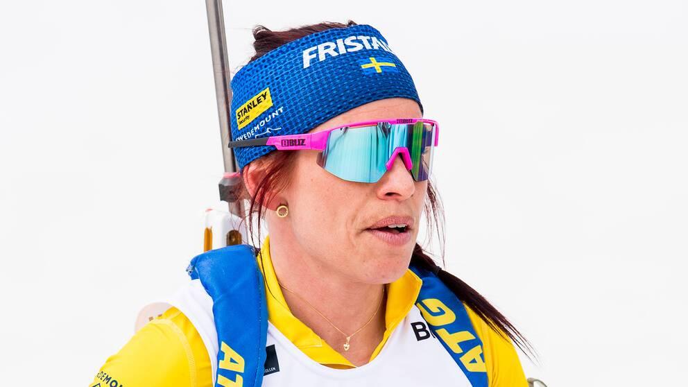 Elisabeth Högberg tackar nej till att ingå i landslaget.