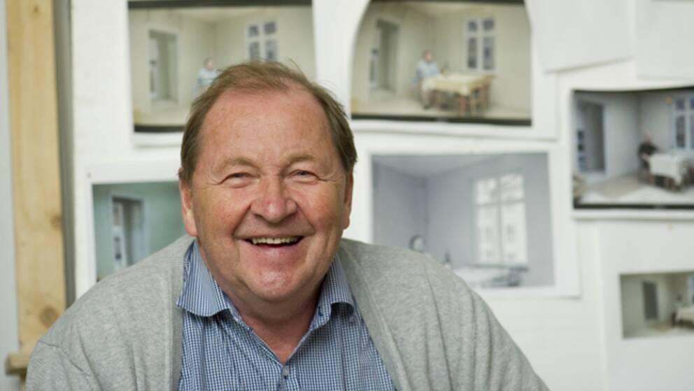 Roy Andersson är en av Sveriges mest betydelsefylla filmregissörer.