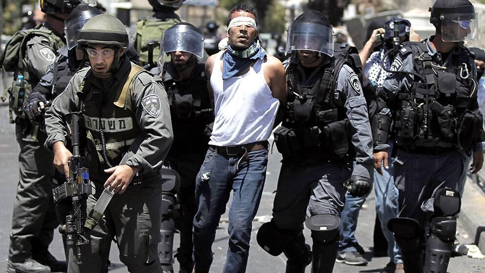Blodig dag for palestinierna