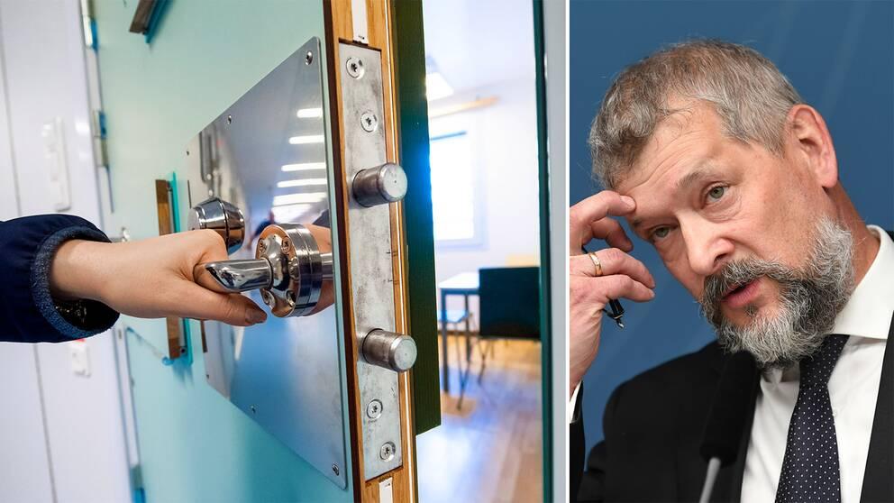 Kriminalvården är samtidigt en av de myndigheter som har högst sjukfrånvaro i Sverige. Enligt myndigheten beror ökningen av på en ökad psykisk ohälsa.