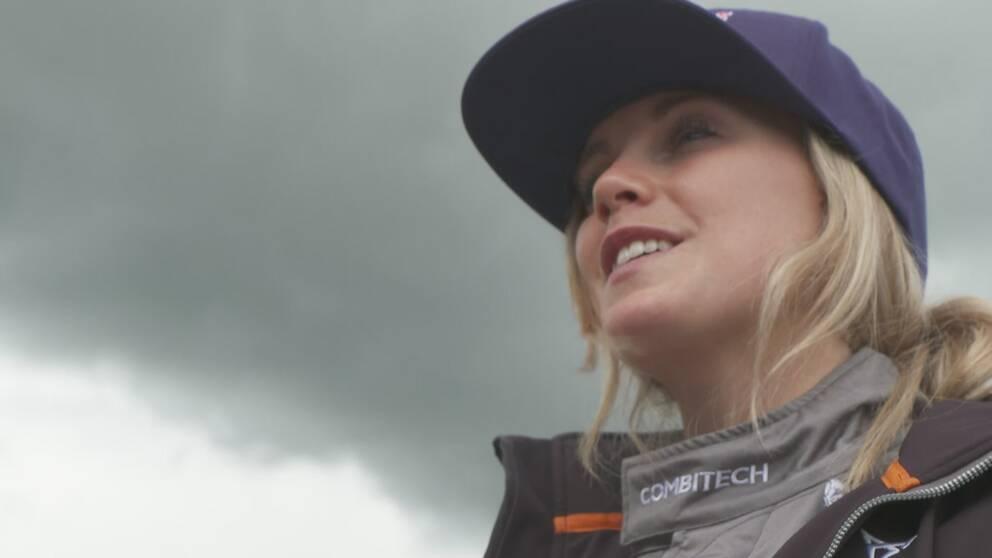 Mikaela Åhlin-Kottulinsky vann säsongens första tävling i svenska racingserien TCR, som uppstått ur konkursade STCC.