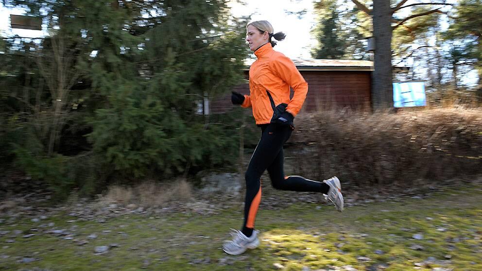 Kvinnlig löpare