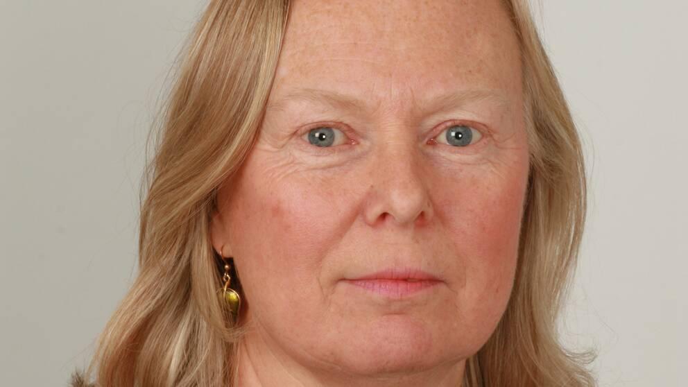 Cecilia Lindblad från Naturvårdsverket har varit Sveriges representant i arbetet med FN-rapporten om biologisk mångfald.