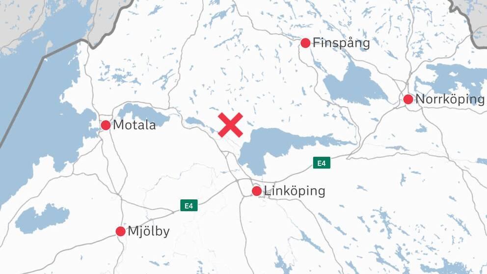 fdd90133ae0 Vargattack i Östergötland – flera får döda | SVT Nyheter