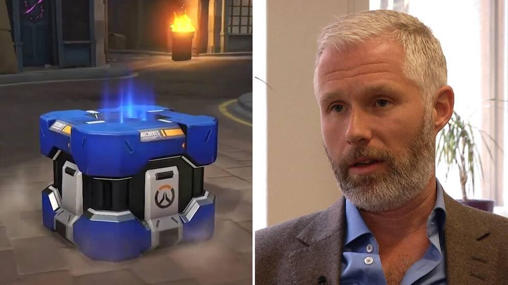 Loop-box och Patrik Vincent