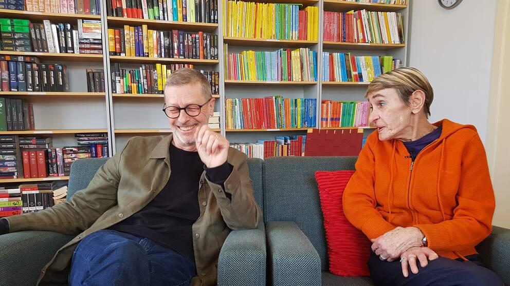 Klas Gustafson har sammanfattat Alfons Åbergs-skaparen Gunilla Bergströms liv i en biografi.