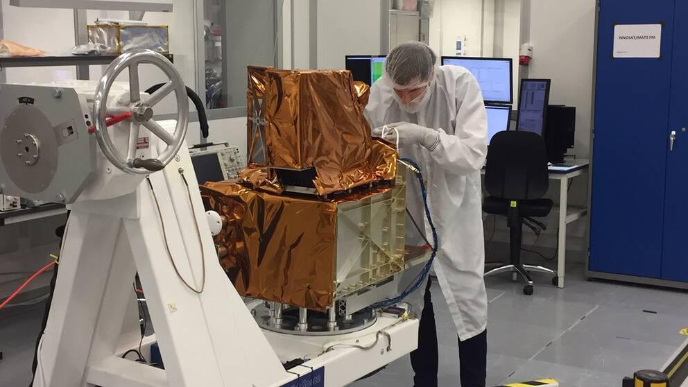 Det har gått 18 år sedan Sverige sände upp satelliten Odin i rymden.