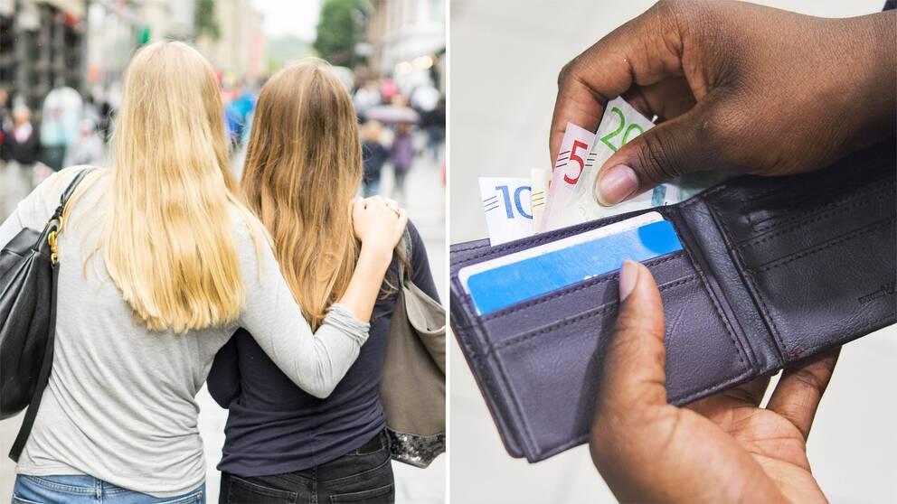 Unga känner ett behov av att själva spara till pension och andra längre sparmål.
