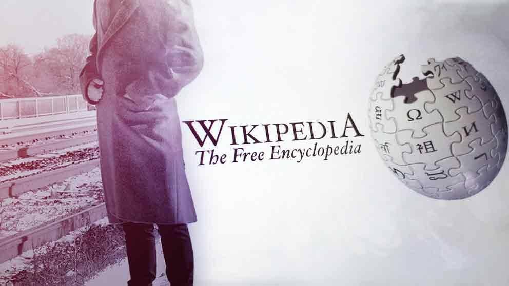 Mindre än en femtedel av artiklarna på Wikipedia är skrivna av kvinnor.