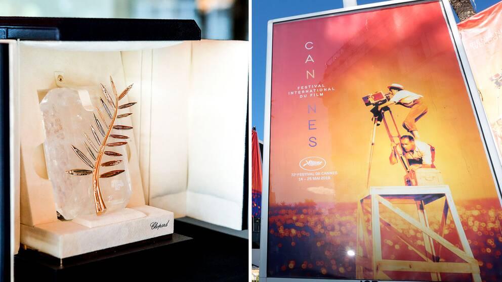 Nu anordnas filmfestivalen i Cannes för 72:a gången i ordningen. I år har den svenska kortfilmen Ingen lyssnar chans att vinna en Guldpalm.