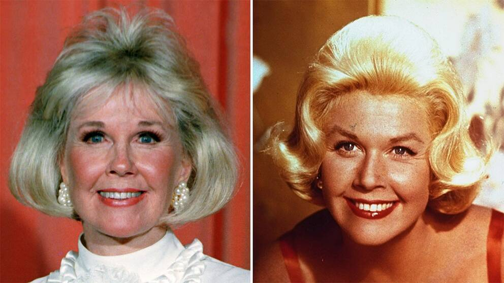 Artisten Doris Day.