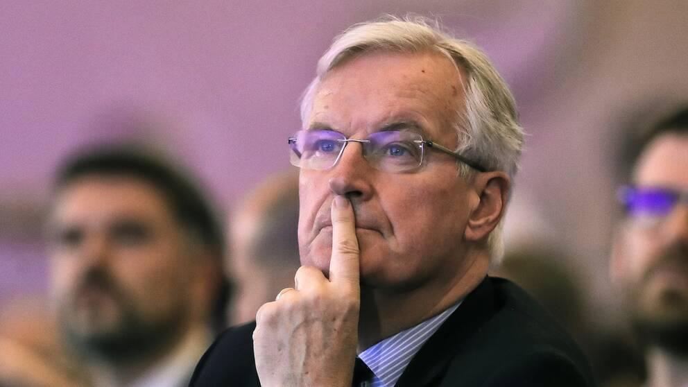 Michel Barnier är EU:s chefsförhandlare i Brexitfrågan.