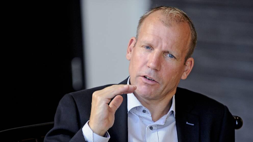 Jesper Larsson blir ny vd för Kulturhuset Stadsteatern
