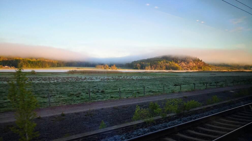 Medborgare, Vist är det ett gott uppvaknande på g till jobbet kl 05:40i Götaälv. Västragötaland.