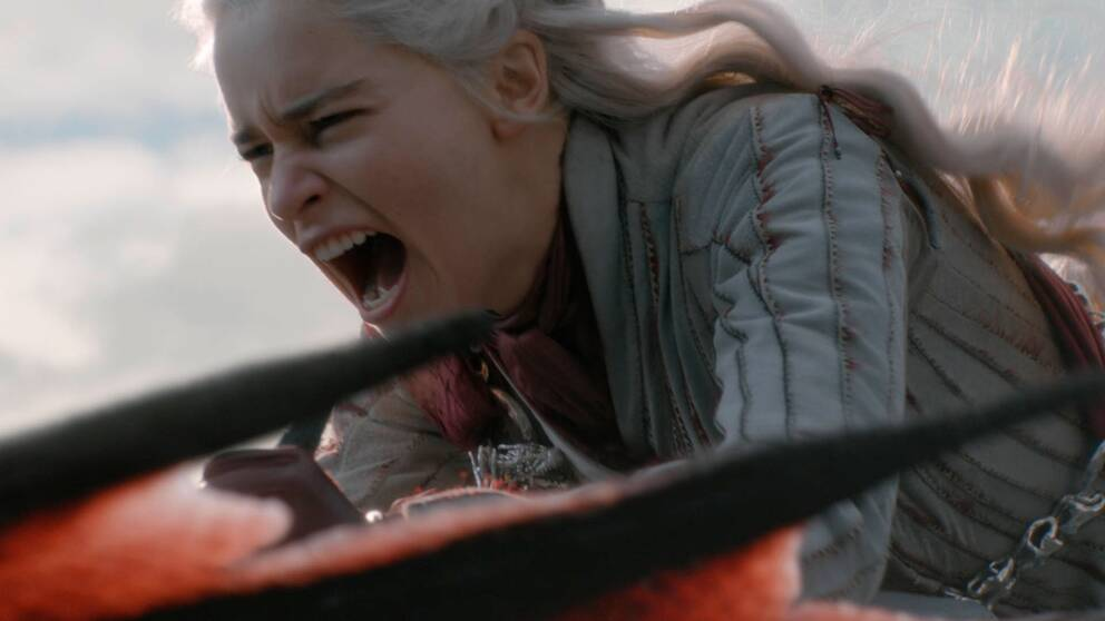 Sedan starten av Game of thrones har mer än 3500 barn getts namnet Khaleesi.