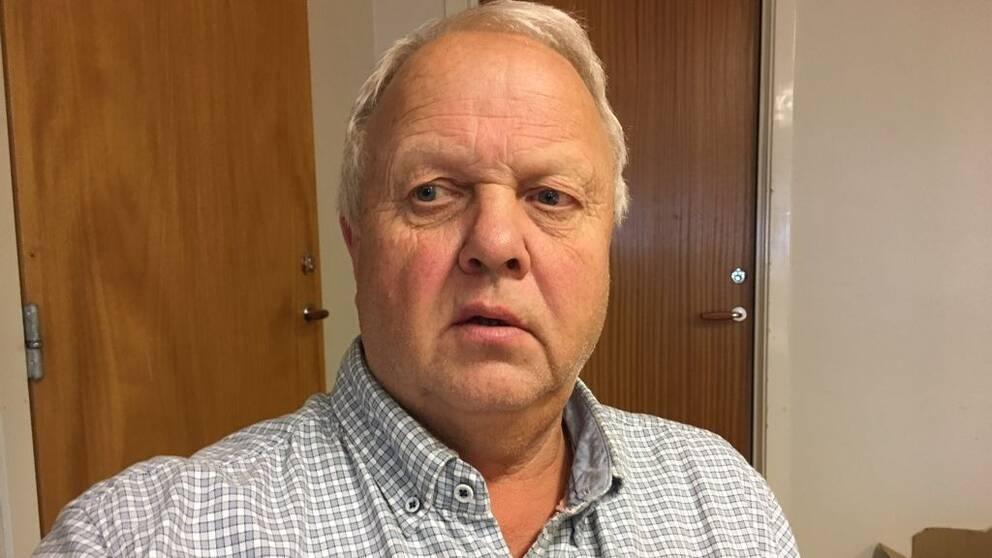 bild på Bo Ottosson, ordförande i Östersunds Fotbollsklubb