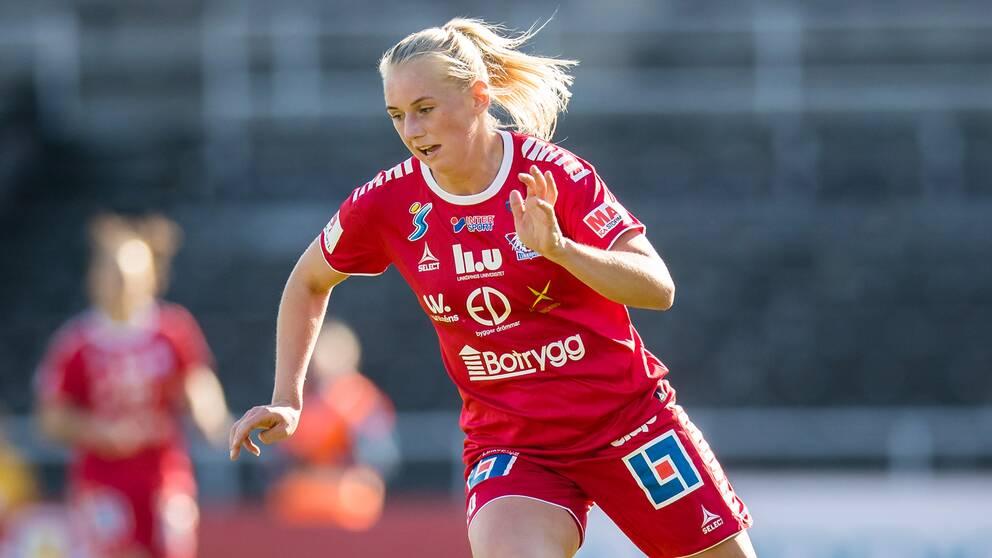 Stina Blackstenius gjorde Linköpings enda mål