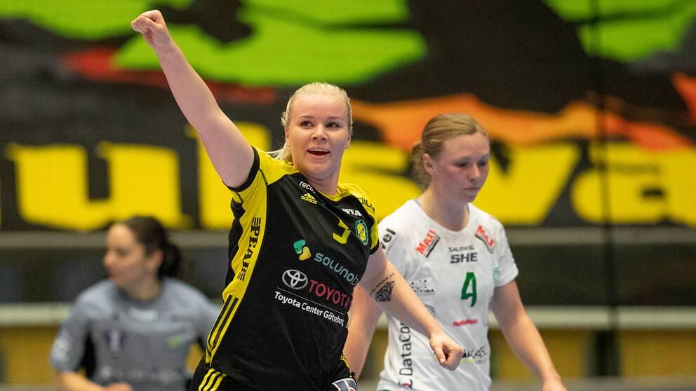 Sävehof kopplar greppet om SM-finalen
