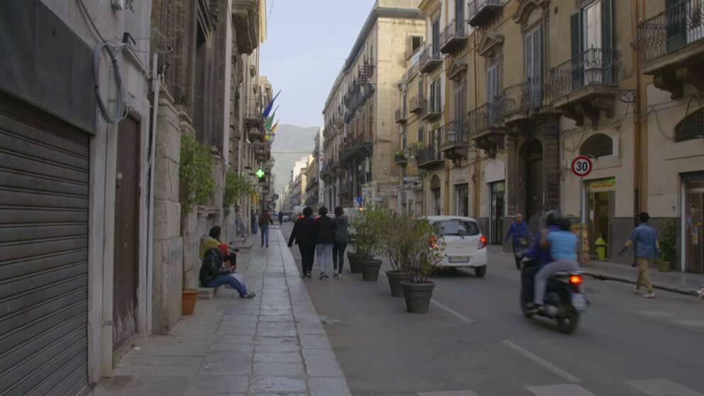 Gata i Palermo