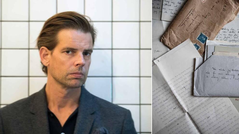 Alex Schulmans bok Bränn alla mina brev blir film.
