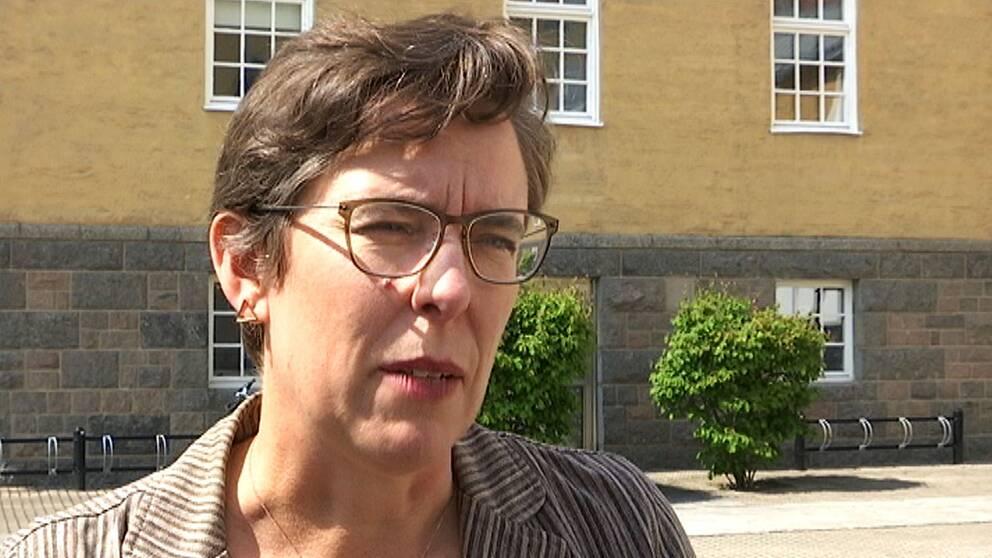 Helene Gestrin, kammaråklagare i Linköping.