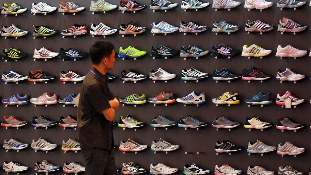 Skojättarna Nike, Adidas, Dr Martens och Converse är några av de som skrivit under brevet.
