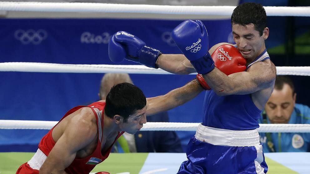 Boxning föreslås vara kvar på OS-programmet.