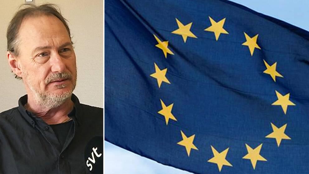 Statsvetaren Magnus Lindh ser fram emot ett spännande val