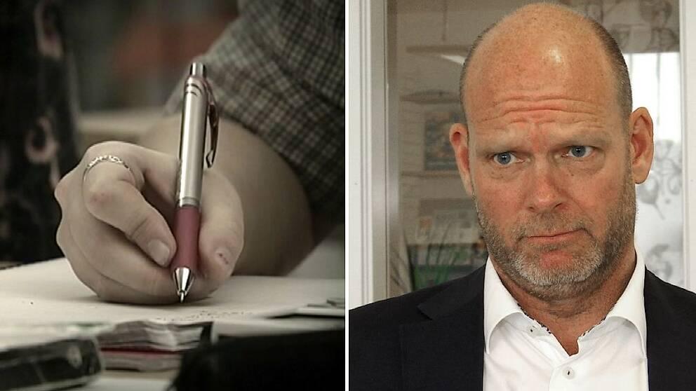 Grundskolechefen trodde Borås skulle slippa betala vite.