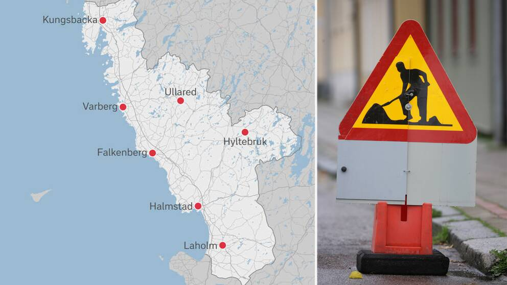 För att slippa att köra förbi vägarbeten gäller det att planera sin körväg. Nedan listar vi några av de vägarbeten som pågår i Halland just nu, och hur länge de är planerade att hålla på.