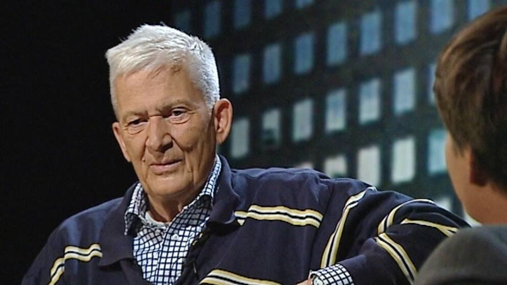 P.O. Enquist i Babel 2008.